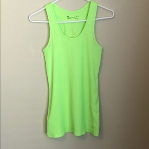 Under Armour fitted workout tank